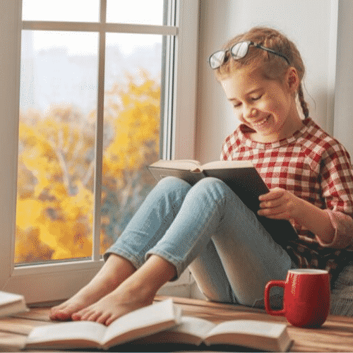 best chapter books - reading