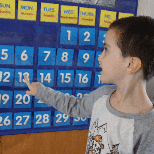 Teaching Numbers the Easy Way