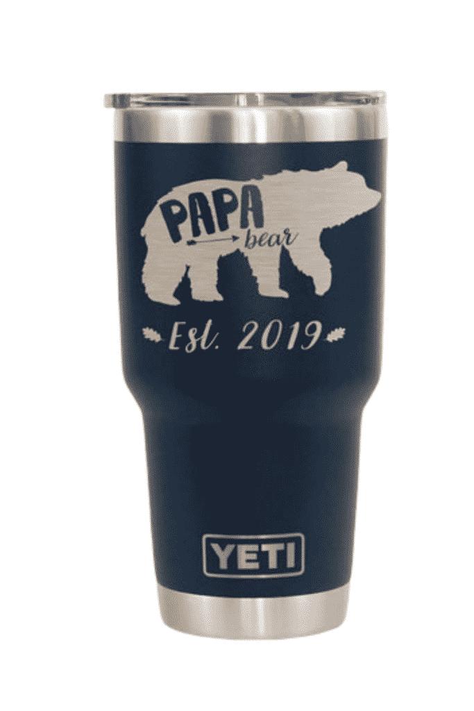 Papa Bear Cup