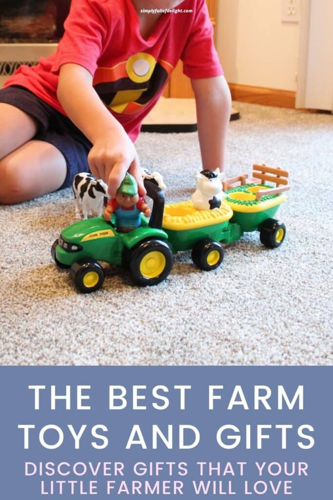 The Best Farm Toys and Gifts - Discover Gifts that your Little Farmer will Love