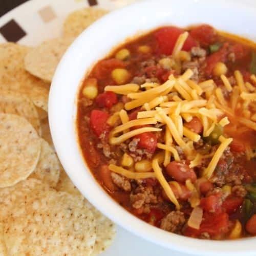 kid friendly chili recipe