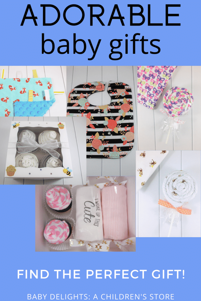 Adorable baby gift ideas