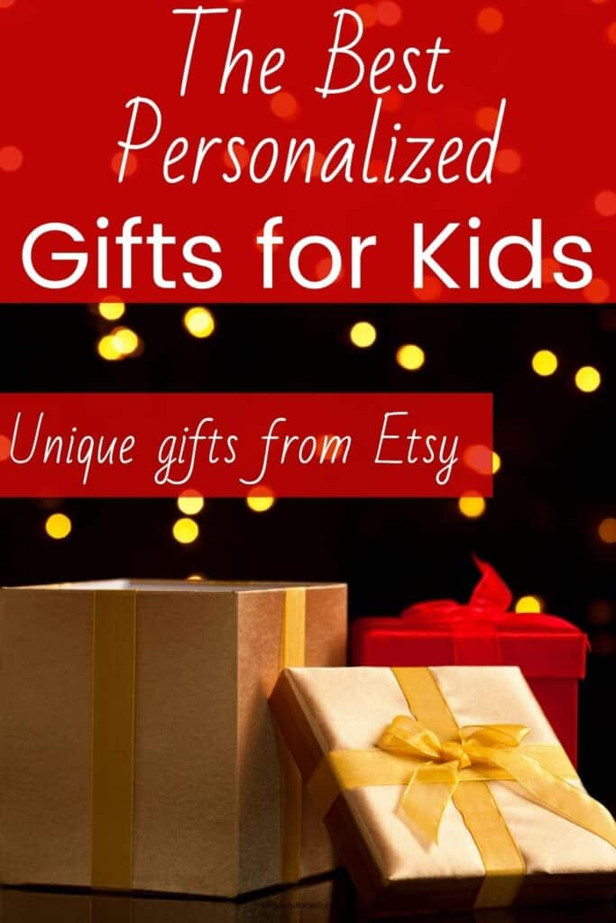 The Best Personalized Gifts for Kids - Discover Unique Gift ideas for Kids from Etsy