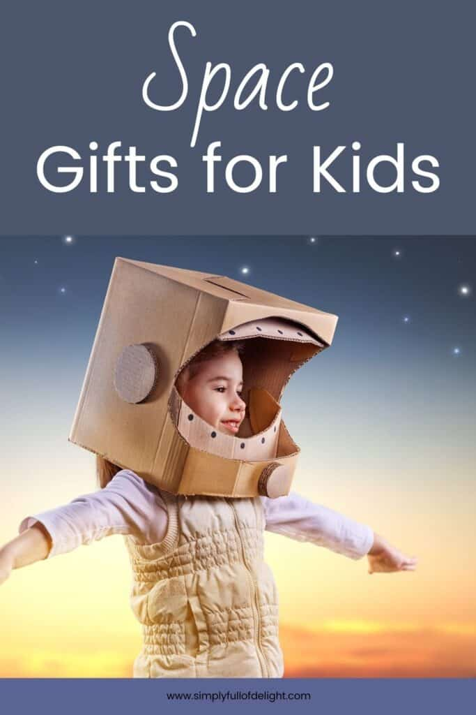 Space Gifts for Kids - 20 Awesome Space Toys and Gifts for Kids.  Find the perfect gift for your space enthusiast!