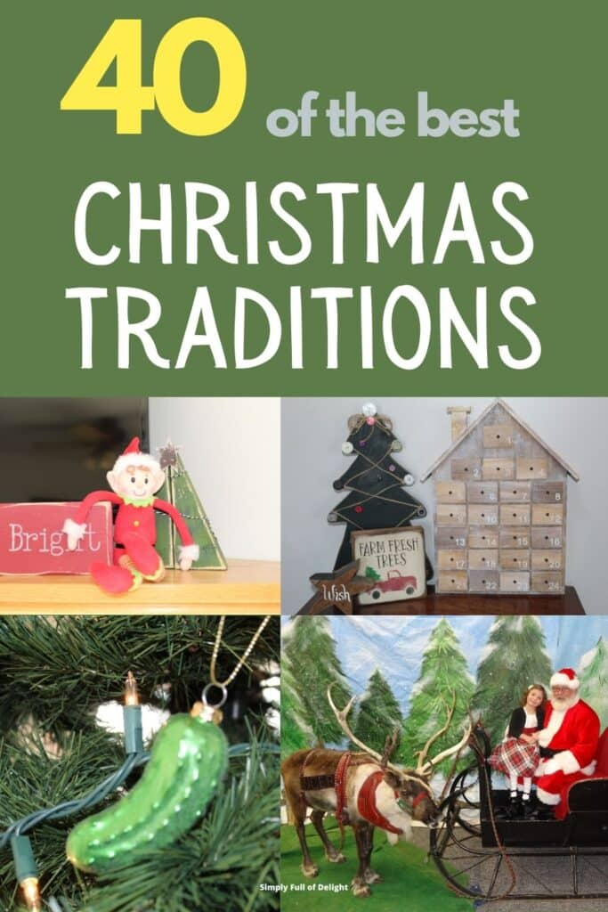 40 of the Best Christmas Traditions