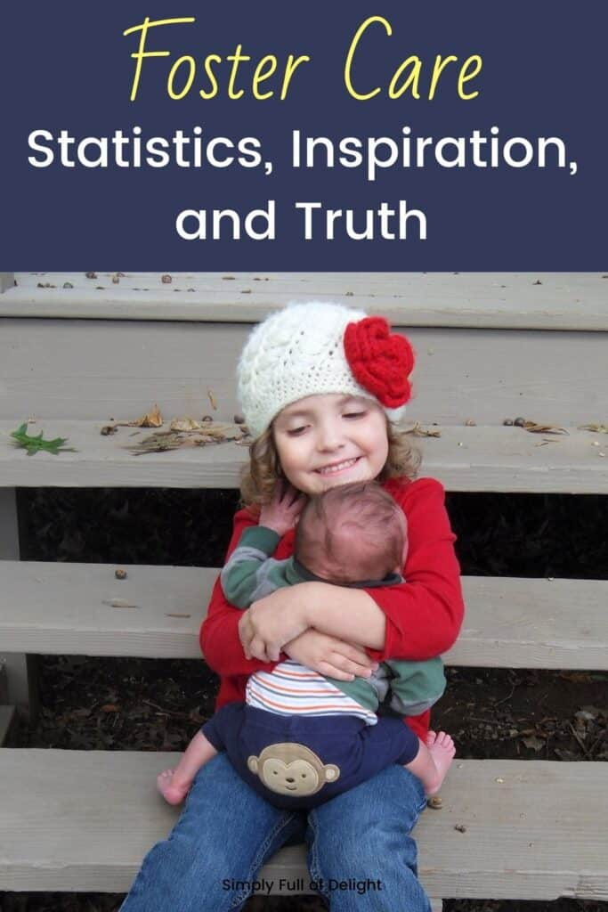 Foster Care Statistics, inspiration and truth.