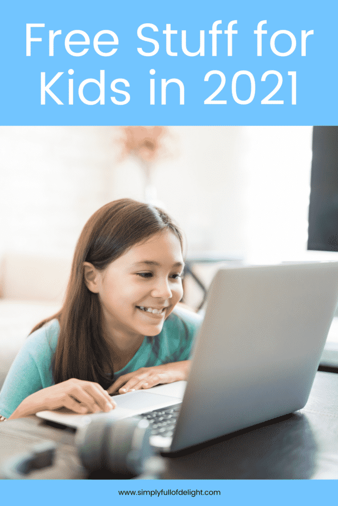 Free Stuff for Kids in 2021