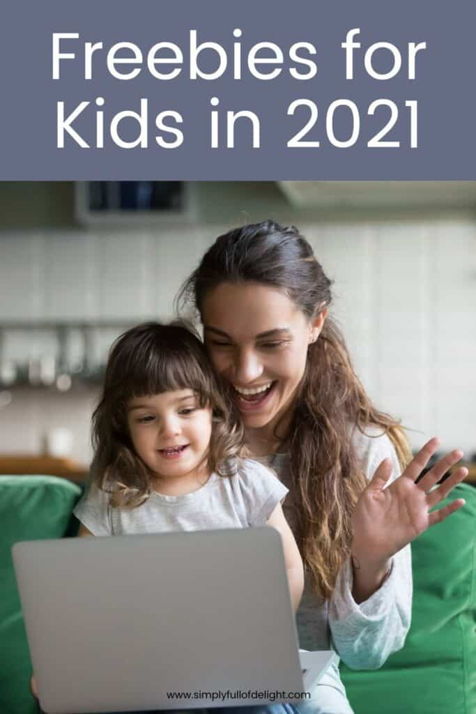 Freebies for Kids in 2021