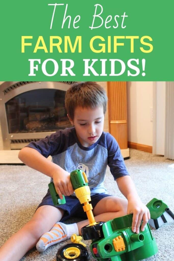 The best Farm Gifts for Kids