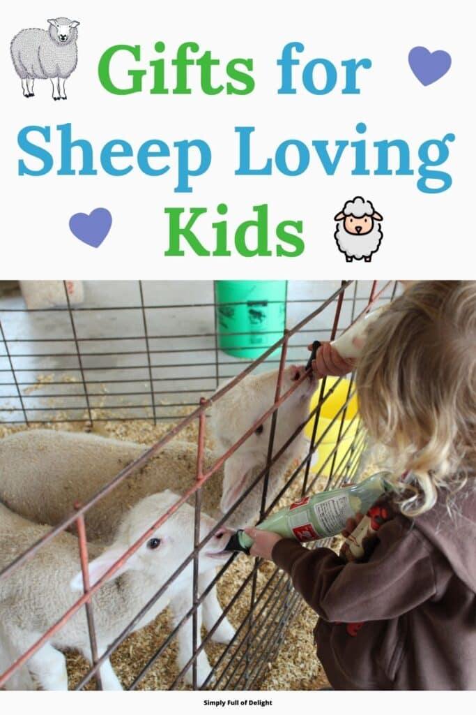 Gifts for Sheep loving kids - The Best Sheep toys and gifts for kids