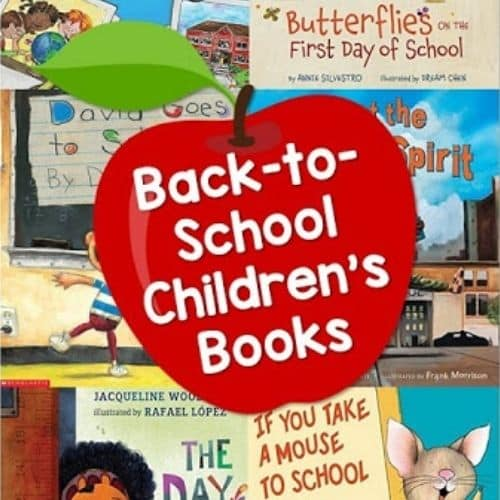 Back to School Children's Books by Kelly's Classroom Online