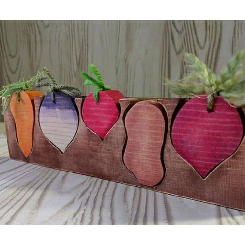 Root vegetable puzzle by  AddisonIndustriesTLD