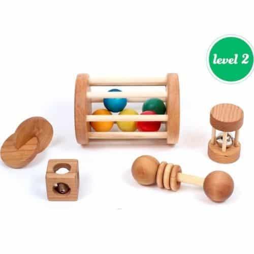 Heirloom Montessori Baby Toys by Heir Loom Kids
