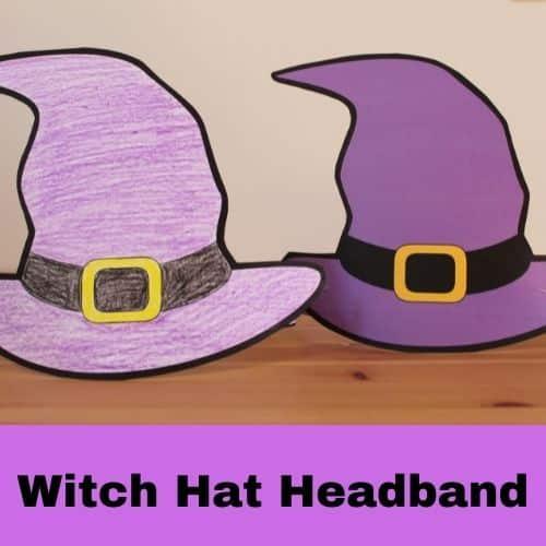 witch hat headband